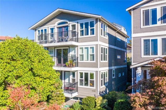 2236 Yale Ave E, Seattle, WA 98102 (#1380775) :: Keller Williams Realty Greater Seattle
