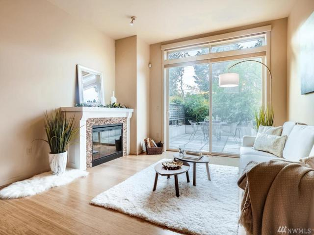 6015 Phinney Ave N #102, Seattle, WA 98103 (#1380861) :: Icon Real Estate Group