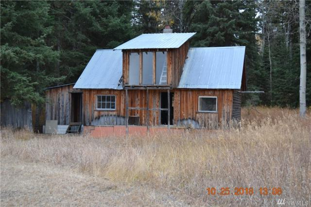 14 Lake View Dr, Oroville, WA 98844 (#1380967) :: Homes on the Sound