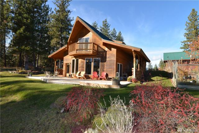 124 Horizon Flats Rd, Winthrop, WA 98862 (#1381048) :: Homes on the Sound
