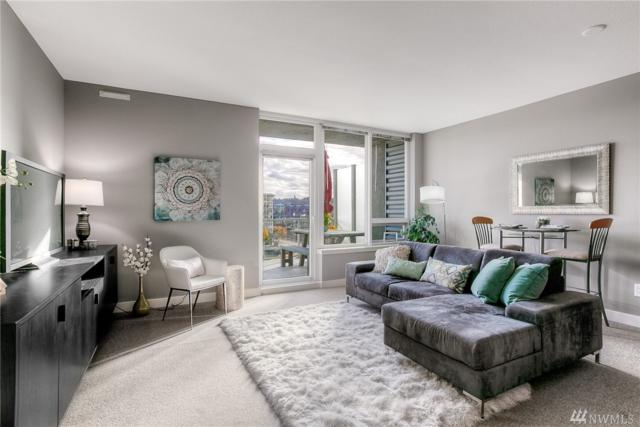 1515 Dock St #520, Tacoma, WA 98402 (#1381241) :: Ben Kinney Real Estate Team