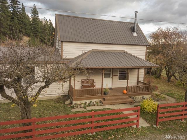 212 Garden St N, Cle Elum, WA 98922 (#1381665) :: Beach & Blvd Real Estate Group
