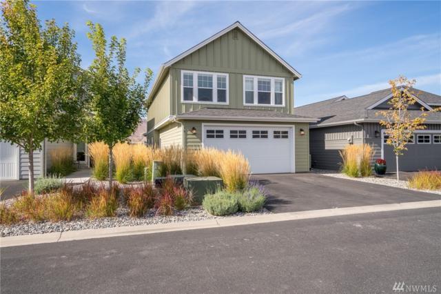 2452 NW Columbia Ave #15, East Wenatchee, WA 98802 (#1381675) :: The DiBello Real Estate Group