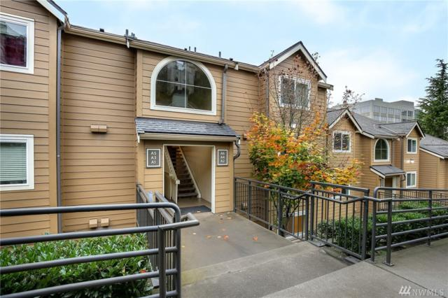 3803 130th Lane SE A2, Bellevue, WA 98006 (#1381677) :: Real Estate Solutions Group
