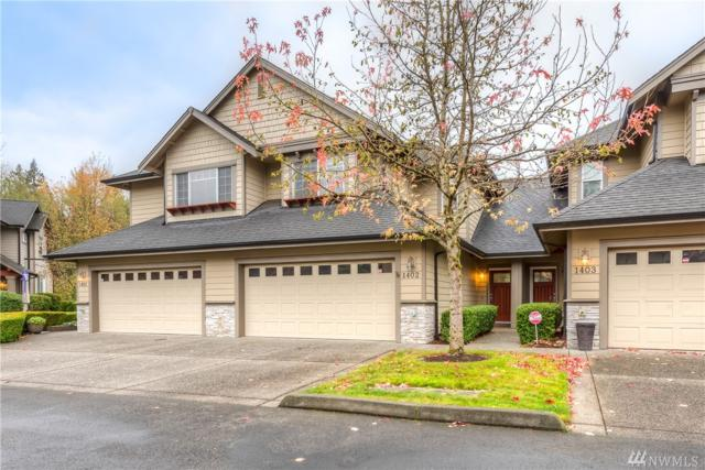 13824 N Creek Dr #1402, Mill Creek, WA 98012 (#1381683) :: The Home Experience Group Powered by Keller Williams