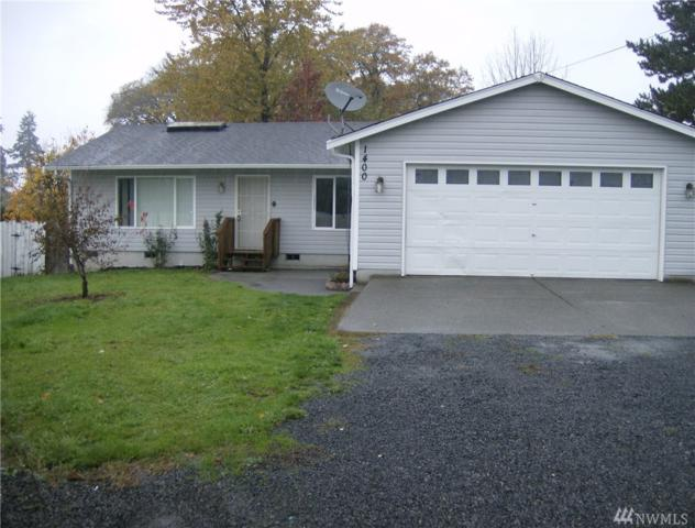 1400 SW Snively Ave, Chehalis, WA 98532 (#1381854) :: Homes on the Sound