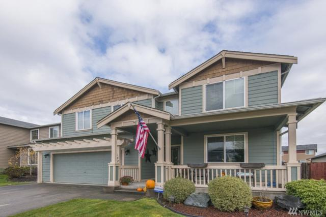 1428 Grindstone Dr SE, Lacey, WA 98513 (#1381884) :: Real Estate Solutions Group