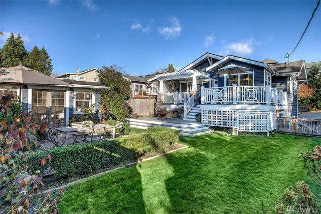 4121 45th Ave SW, Seattle, WA 98116 (#1381905) :: Icon Real Estate Group