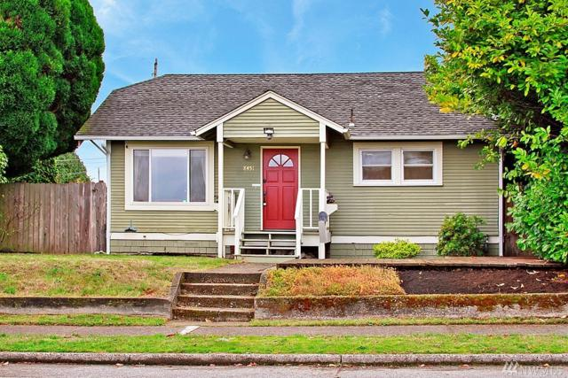 8451 30th Ave SW, Seattle, WA 98126 (#1382002) :: Real Estate Solutions Group