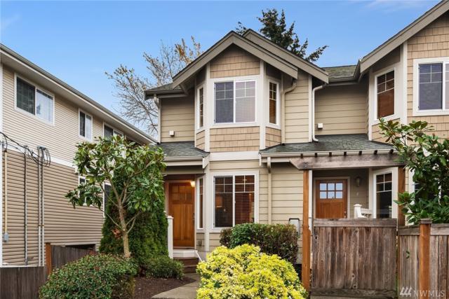 9310 Stone Ave N C, Seattle, WA 98103 (#1382352) :: Ben Kinney Real Estate Team