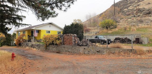 410 Overlook St, Elmer City, WA 99124 (MLS #1382432) :: Nick McLean Real Estate Group