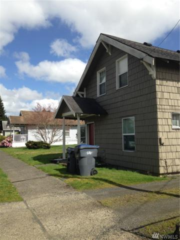 407 D St, Cosmopolis, WA 98537 (#1382694) :: Homes on the Sound
