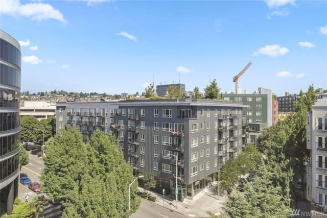 3104 Western Ave #211, Seattle, WA 98121 (#1382865) :: Icon Real Estate Group