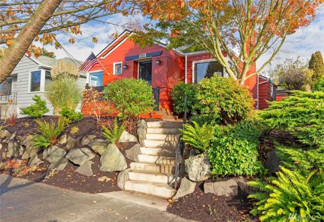 8338 18th Ave NW, Seattle, WA 98117 (#1382937) :: Kimberly Gartland Group