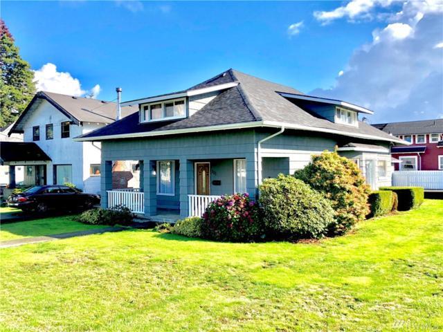 521 1st St, Hoquiam, WA 98550 (#1383162) :: McAuley Real Estate