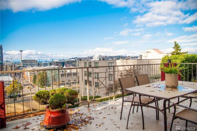 131 Bellevue Ave E #101, Seattle, WA 98102 (#1383201) :: Kimberly Gartland Group