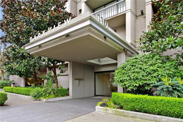 1101 Seneca St #1402, Seattle, WA 98101 (#1383365) :: Kimberly Gartland Group