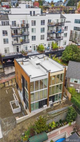111 E Hamlin St A, Seattle, WA 98102 (#1383407) :: Keller Williams Realty Greater Seattle