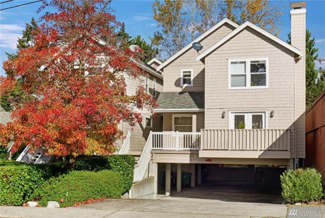 2008 NW 196th St #4, Shoreline, WA 98177 (#1383546) :: Keller Williams Realty Greater Seattle