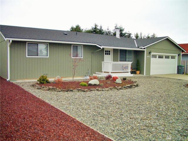 209 N Honeycomb Cir, Sequim, WA 98382 (#1383577) :: Keller Williams Realty Greater Seattle