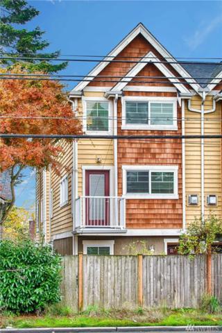345 N 105th St B, Seattle, WA 98133 (#1383712) :: Beach & Blvd Real Estate Group