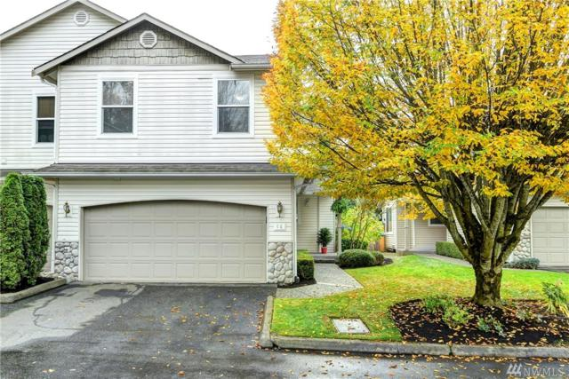 2201 192nd St SE C4, Bothell, WA 98012 (#1383815) :: NW Home Experts