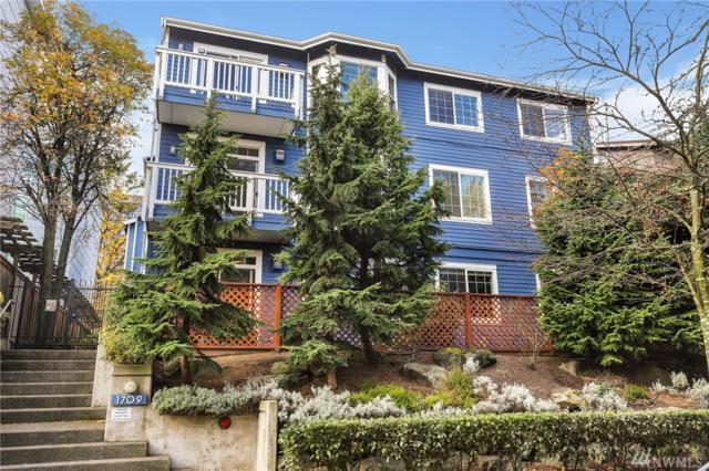 1709 18th Ave #202, Seattle, WA 98122 (#1383920) :: Kimberly Gartland Group