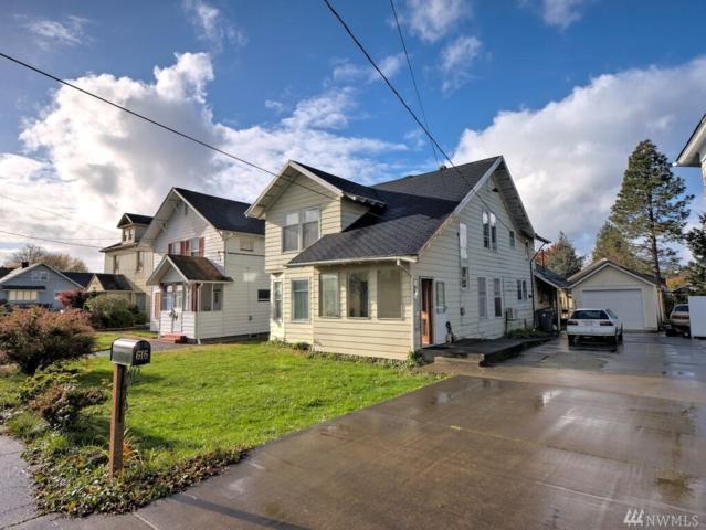 616 6th St, Hoquiam, WA 98550 (#1383922) :: McAuley Real Estate