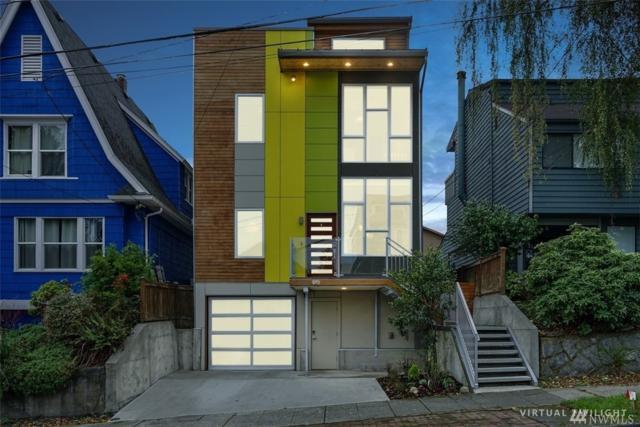 913 N 72nd St, Seattle, WA 98103 (#1383948) :: Pickett Street Properties