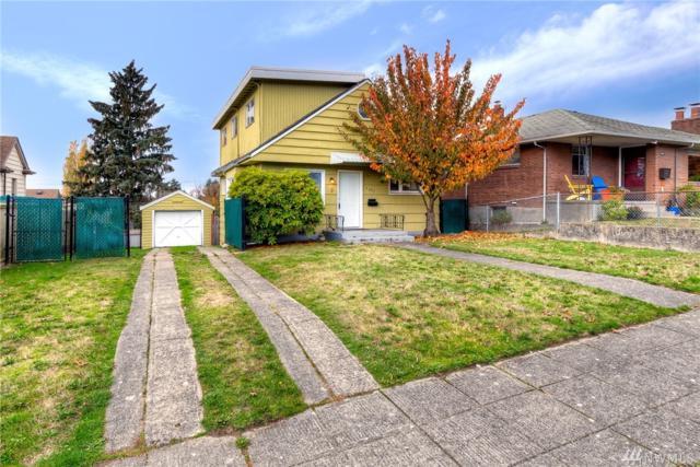 4007 41st Ave SW, Seattle, WA 98116 (#1384120) :: Crutcher Dennis - My Puget Sound Homes