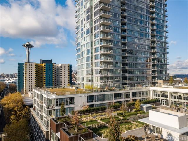 583 Battery St 1302N, Seattle, WA 98121 (#1384123) :: Beach & Blvd Real Estate Group