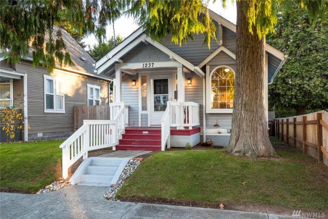 1237 S Washington St, Tacoma, WA 98405 (#1384145) :: Homes on the Sound