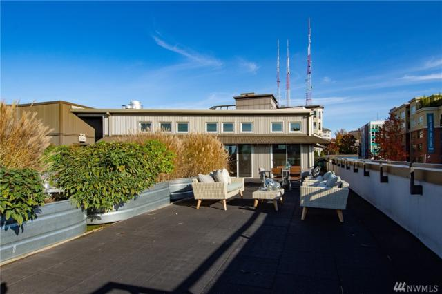1410 E Pine St #425, Seattle, WA 98122 (#1384210) :: Kimberly Gartland Group