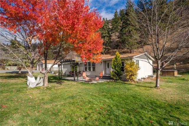 790 Grade Creek Rd, Manson, WA 98831 (#1384250) :: Keller Williams Realty