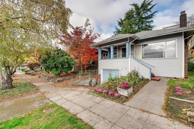 1208 N Allen Place, Seattle, WA 98103 (#1384265) :: Icon Real Estate Group
