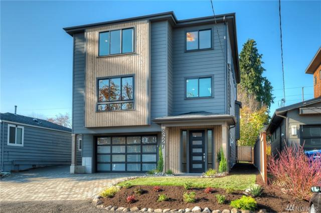 8527 10th Ave NW, Seattle, WA 98117 (#1384384) :: Kimberly Gartland Group