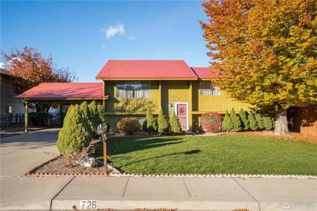 726 Lynn St, Wenatchee, WA 98801 (#1384488) :: Kimberly Gartland Group
