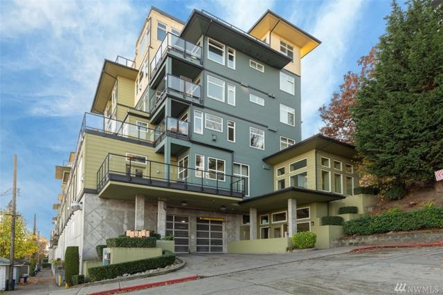 655 Crockett St A504, Seattle, WA 98109 (#1384506) :: Keller Williams Western Realty