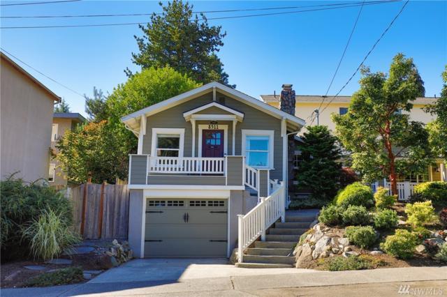 8511 Linden Ave N, Seattle, WA 98103 (#1384624) :: Beach & Blvd Real Estate Group