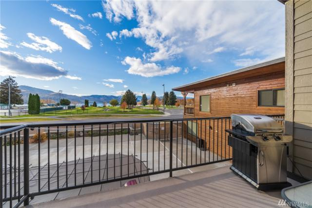 420 W Manson Rd #8, Chelan, WA 98816 (#1384866) :: Crutcher Dennis - My Puget Sound Homes