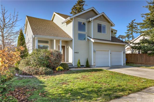 1453 NW Kathleen Dr, Oak Harbor, WA 98277 (#1385095) :: Keller Williams Realty Greater Seattle