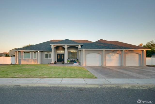 605 S Lupine Dr, Moses Lake, WA 98837 (#1385142) :: Ben Kinney Real Estate Team