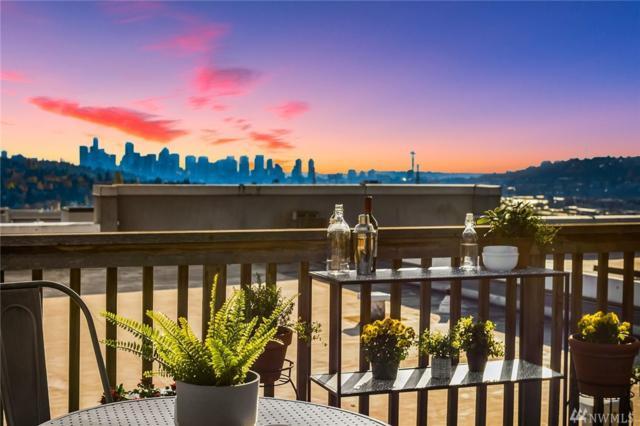 4343 Roosevelt Wy NE #610, Seattle, WA 98105 (#1385145) :: The DiBello Real Estate Group