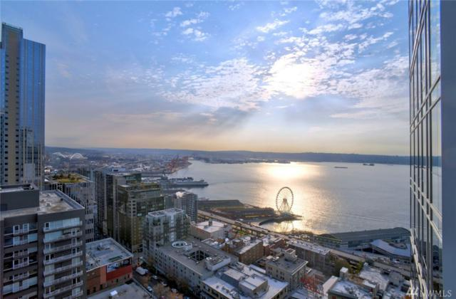 1521 2nd Ave #2702, Seattle, WA 98101 (#1385191) :: McAuley Real Estate