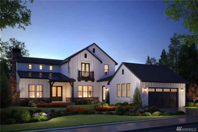 811 245th Place NE Lot 1, Sammamish, WA 98074 (#1385278) :: Keller Williams - Shook Home Group