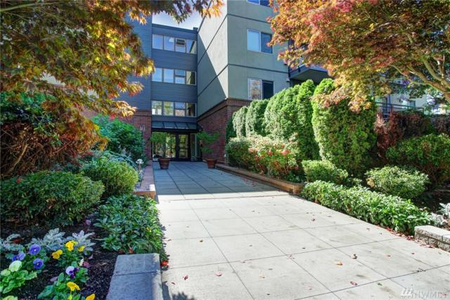 275 W Roy St #419, Seattle, WA 98119 (#1385285) :: Keller Williams Western Realty