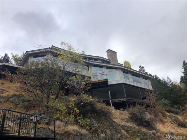895 Green Landing Rd, Manson, WA 98831 (#1385308) :: Keller Williams Realty