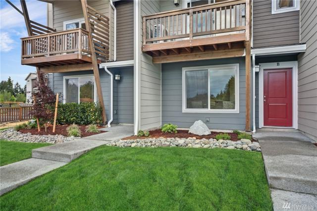 17402 118th Av Ct E K 422, Puyallup, WA 98374 (#1385376) :: Keller Williams Western Realty