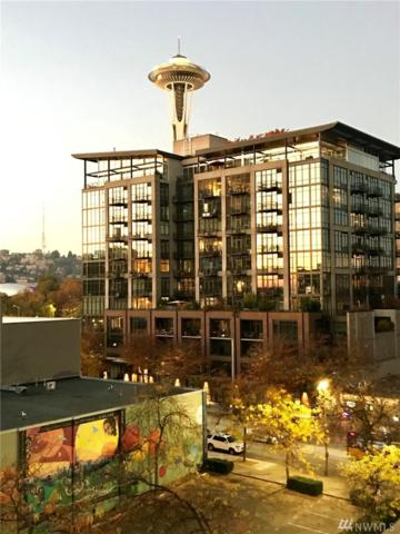 2720 3rd Ave #603, Seattle, WA 98121 (#1385577) :: Homes on the Sound