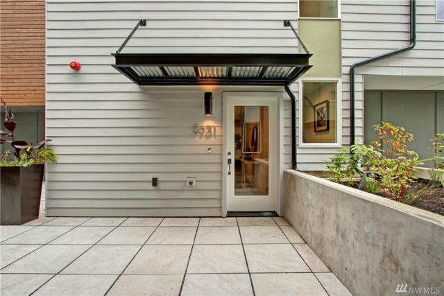 3931 2nd Ave NE, Seattle, WA 98105 (#1385627) :: Icon Real Estate Group